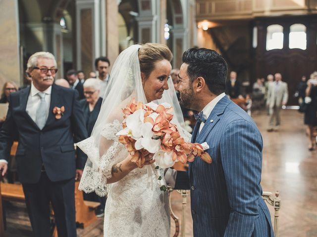 Il matrimonio di Vincenzo e Patrizia a Inverigo, Como 48