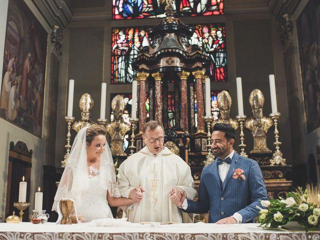 Il matrimonio di Vincenzo e Patrizia a Inverigo, Como 54