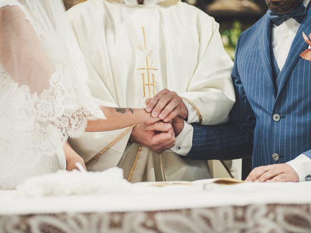 Il matrimonio di Vincenzo e Patrizia a Inverigo, Como 55