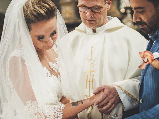 Il matrimonio di Vincenzo e Patrizia a Inverigo, Como 56