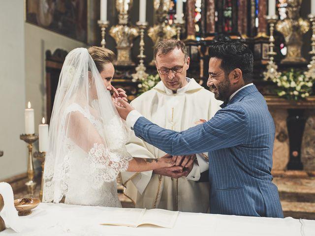Il matrimonio di Vincenzo e Patrizia a Inverigo, Como 57