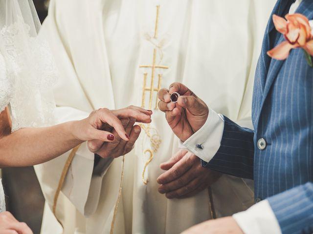Il matrimonio di Vincenzo e Patrizia a Inverigo, Como 58
