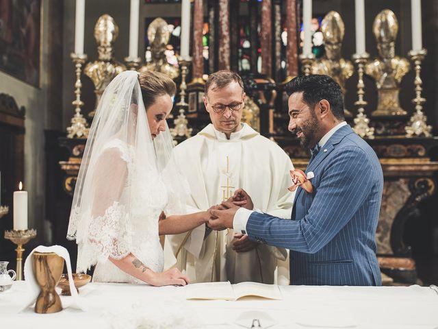 Il matrimonio di Vincenzo e Patrizia a Inverigo, Como 59