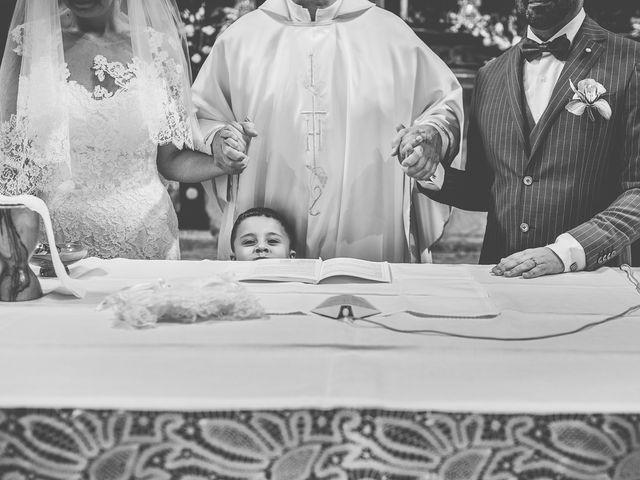 Il matrimonio di Vincenzo e Patrizia a Inverigo, Como 61
