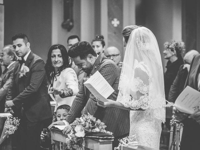 Il matrimonio di Vincenzo e Patrizia a Inverigo, Como 62