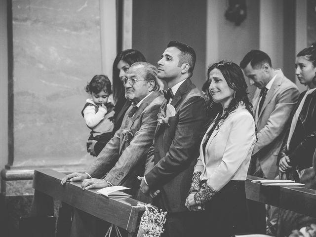 Il matrimonio di Vincenzo e Patrizia a Inverigo, Como 63