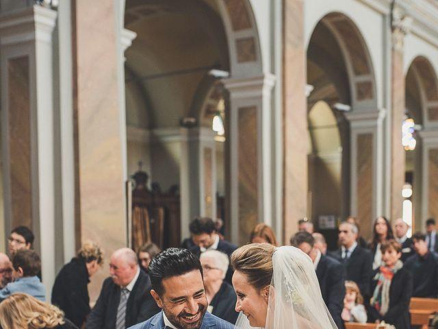 Il matrimonio di Vincenzo e Patrizia a Inverigo, Como 65