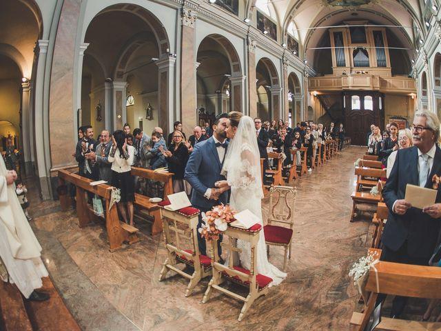Il matrimonio di Vincenzo e Patrizia a Inverigo, Como 66