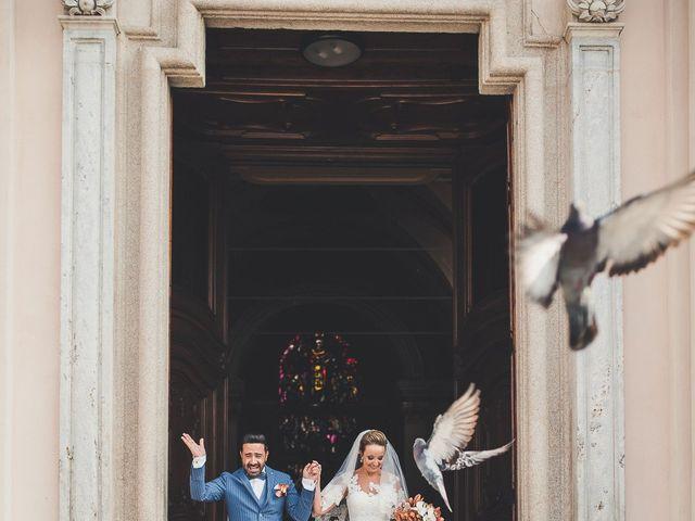 Il matrimonio di Vincenzo e Patrizia a Inverigo, Como 72