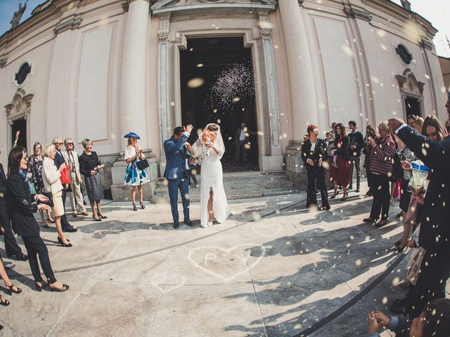 Il matrimonio di Vincenzo e Patrizia a Inverigo, Como 74