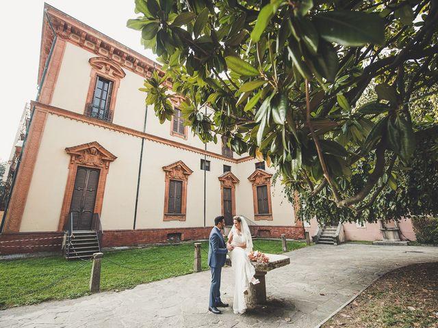 Il matrimonio di Vincenzo e Patrizia a Inverigo, Como 81