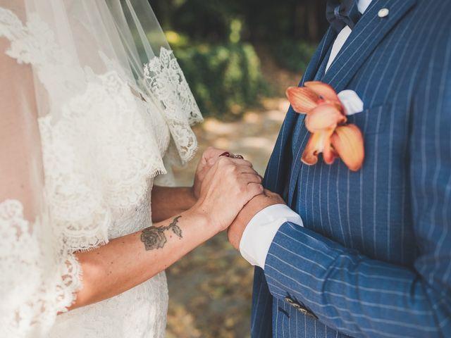 Il matrimonio di Vincenzo e Patrizia a Inverigo, Como 83