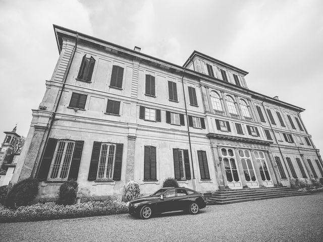 Il matrimonio di Vincenzo e Patrizia a Inverigo, Como 89