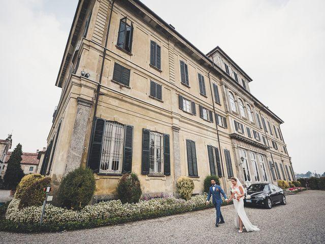 Il matrimonio di Vincenzo e Patrizia a Inverigo, Como 90