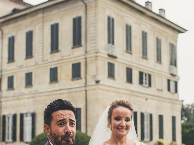 Il matrimonio di Vincenzo e Patrizia a Inverigo, Como 92