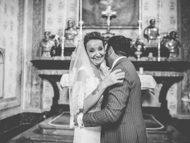 Il matrimonio di Vincenzo e Patrizia a Inverigo, Como 94
