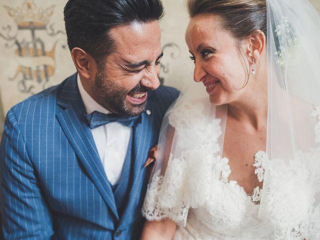 Il matrimonio di Vincenzo e Patrizia a Inverigo, Como 97