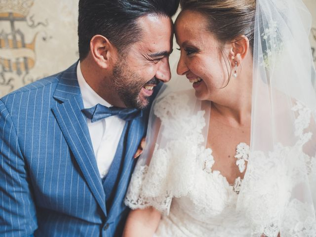 Il matrimonio di Vincenzo e Patrizia a Inverigo, Como 98
