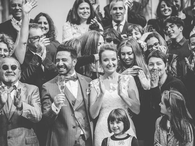 Il matrimonio di Vincenzo e Patrizia a Inverigo, Como 101