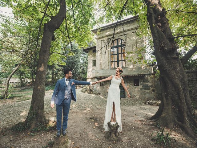Il matrimonio di Vincenzo e Patrizia a Inverigo, Como 104