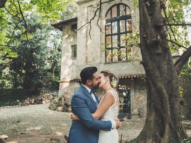 Il matrimonio di Vincenzo e Patrizia a Inverigo, Como 106