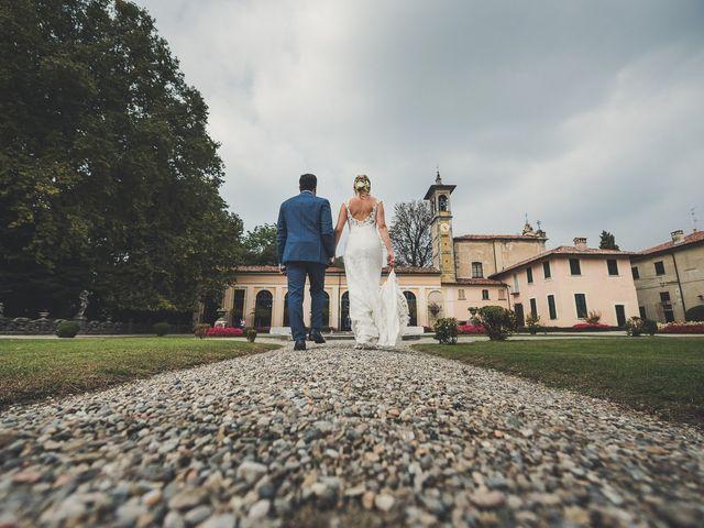 Il matrimonio di Vincenzo e Patrizia a Inverigo, Como 110