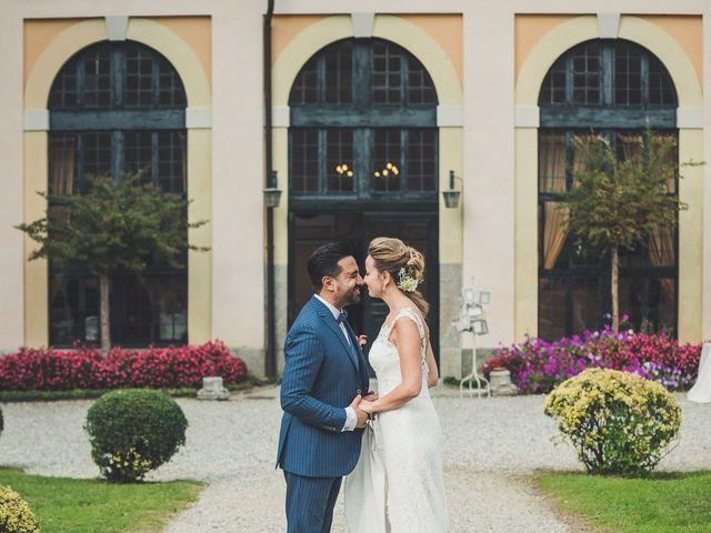 Il matrimonio di Vincenzo e Patrizia a Inverigo, Como 112