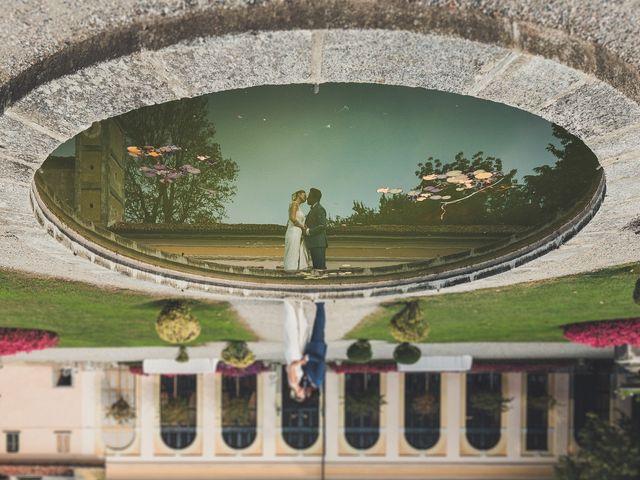 Il matrimonio di Vincenzo e Patrizia a Inverigo, Como 113
