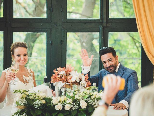 Il matrimonio di Vincenzo e Patrizia a Inverigo, Como 115