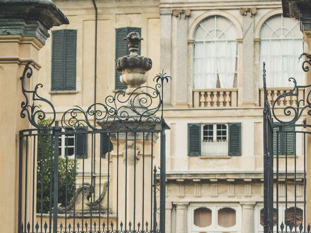 Il matrimonio di Vincenzo e Patrizia a Inverigo, Como 122
