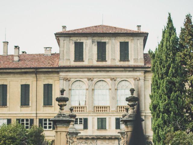 Il matrimonio di Vincenzo e Patrizia a Inverigo, Como 123