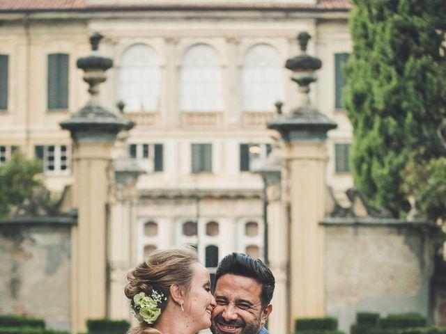 Il matrimonio di Vincenzo e Patrizia a Inverigo, Como 124