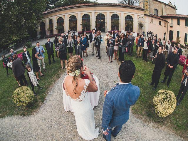Il matrimonio di Vincenzo e Patrizia a Inverigo, Como 130