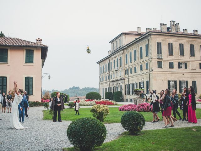 Il matrimonio di Vincenzo e Patrizia a Inverigo, Como 133