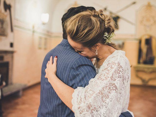 Il matrimonio di Vincenzo e Patrizia a Inverigo, Como 135