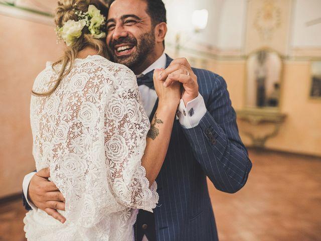 Il matrimonio di Vincenzo e Patrizia a Inverigo, Como 136