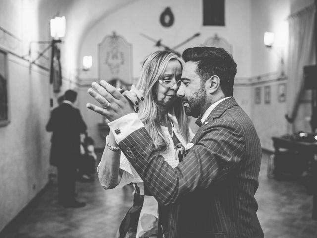 Il matrimonio di Vincenzo e Patrizia a Inverigo, Como 139
