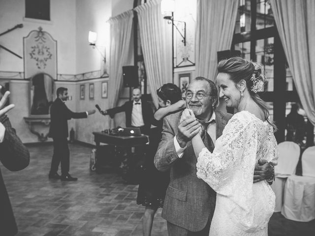 Il matrimonio di Vincenzo e Patrizia a Inverigo, Como 140