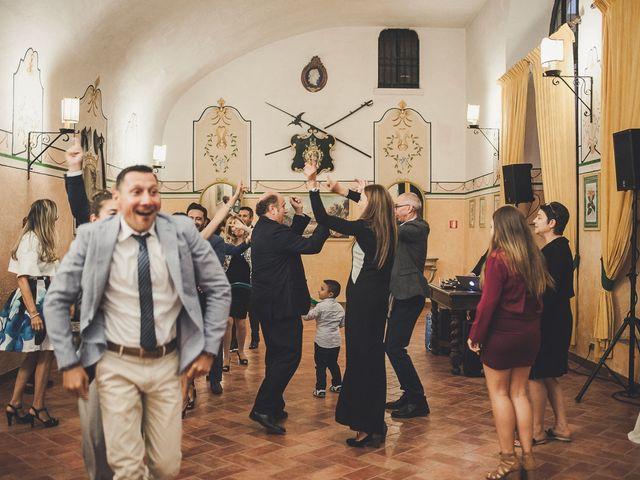 Il matrimonio di Vincenzo e Patrizia a Inverigo, Como 142