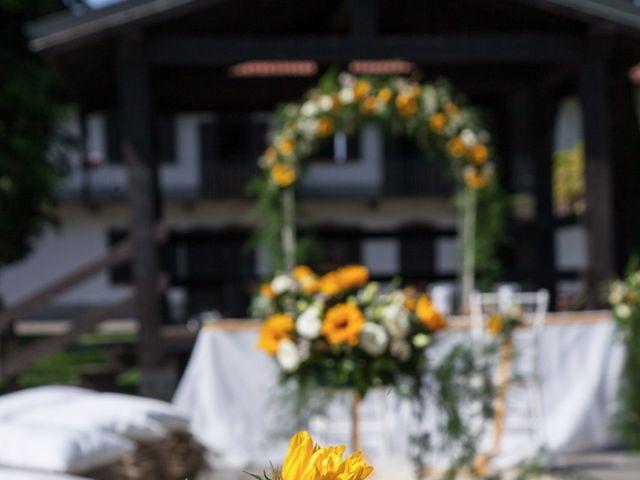 Il matrimonio di Emanuela e Ivan a Magenta, Milano 16