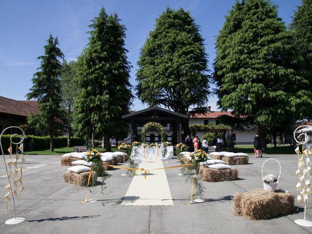 Il matrimonio di Emanuela e Ivan a Magenta, Milano 18