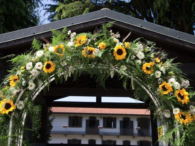 Il matrimonio di Emanuela e Ivan a Magenta, Milano 22