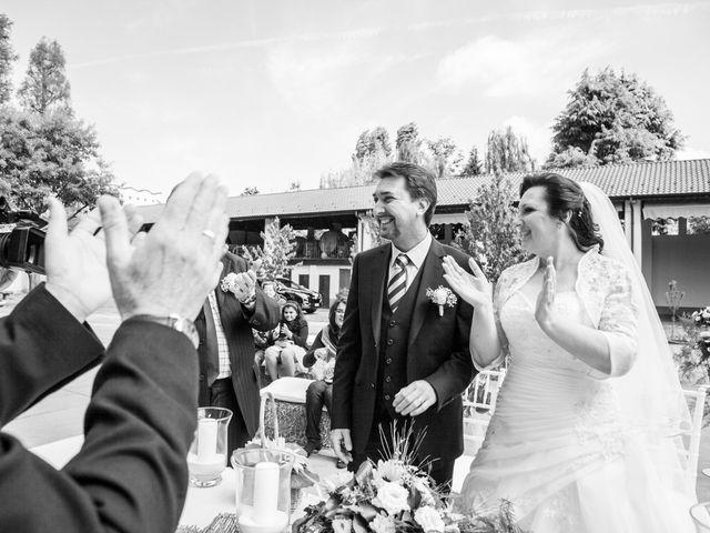 Il matrimonio di Emanuela e Ivan a Magenta, Milano 1