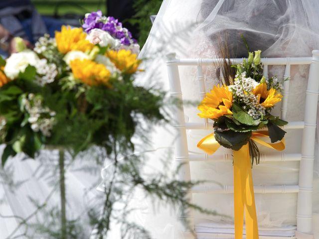 Il matrimonio di Emanuela e Ivan a Magenta, Milano 28