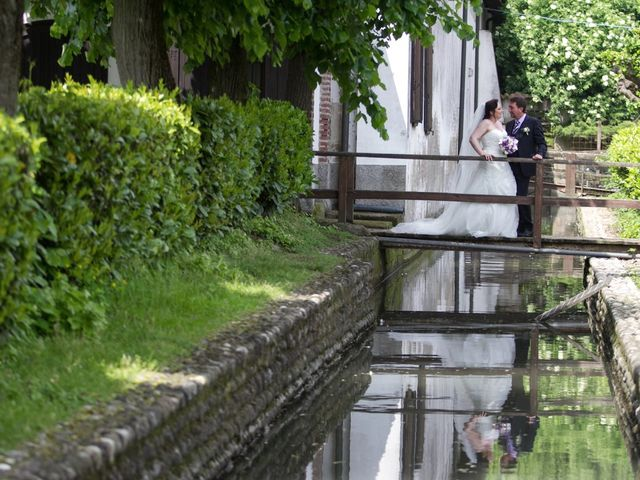 Il matrimonio di Emanuela e Ivan a Magenta, Milano 33