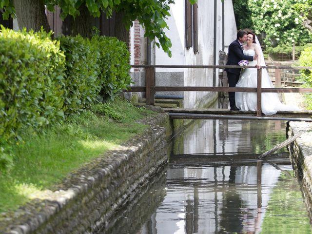 Il matrimonio di Emanuela e Ivan a Magenta, Milano 34