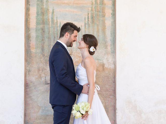 le nozze di Gisella e Matteo