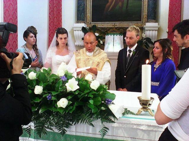 Il matrimonio di Veronica e Michel a Cesena, Forlì-Cesena 4