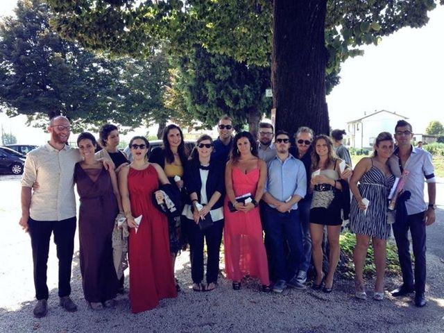 Il matrimonio di Veronica e Michel a Cesena, Forlì-Cesena 12