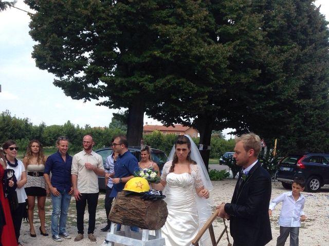 Il matrimonio di Veronica e Michel a Cesena, Forlì-Cesena 17